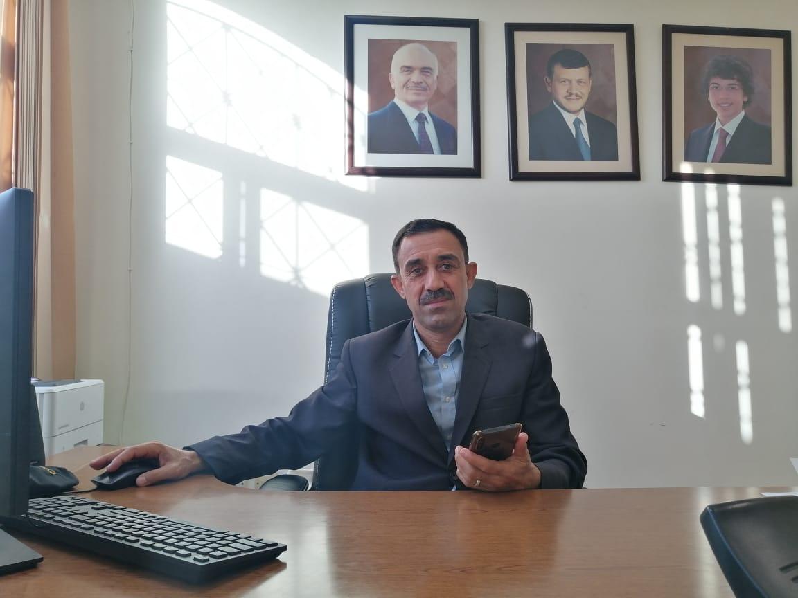 ناجح الصوالحة ..  مبارك الترفيع