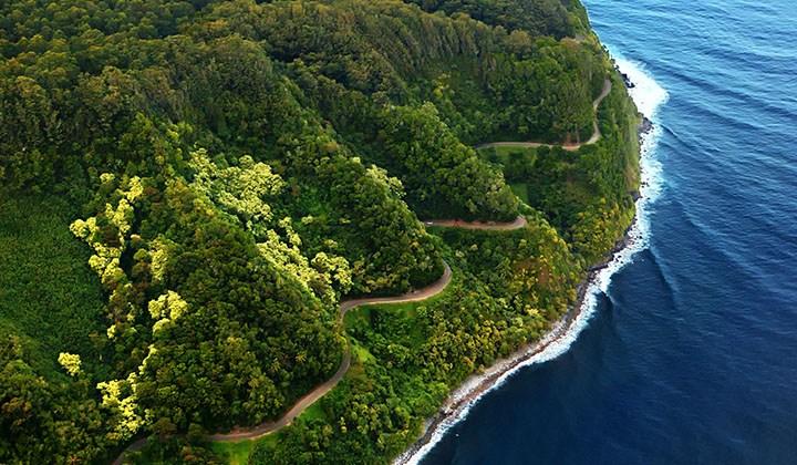 بالصور ..  السياحة في هاواي