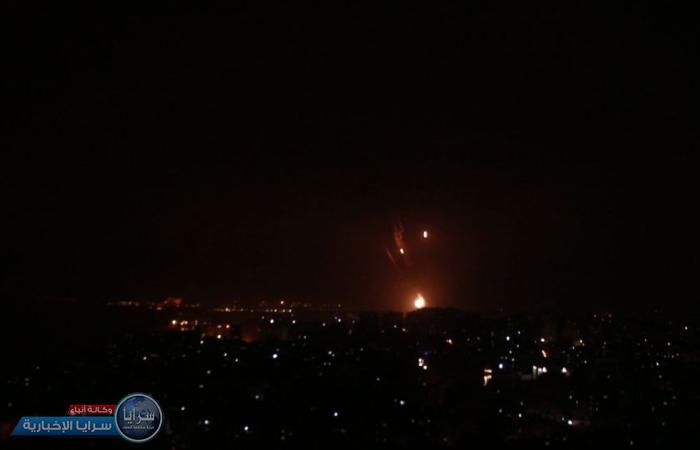 مقتل جندي سوري واصابة 3 آخرين في عدوان صهيوني على مدينة تدمر