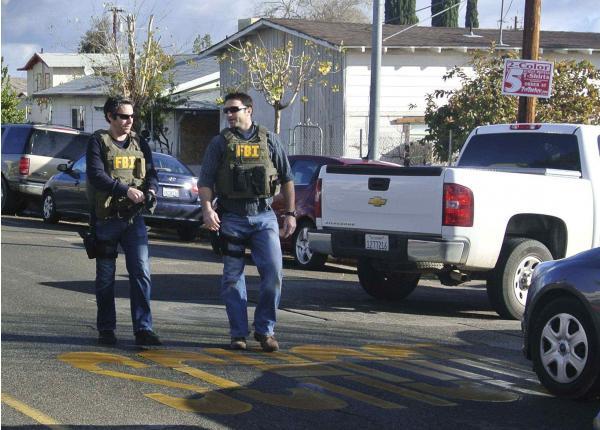 إصابتان في إطلاق نار بمدرسة في كاليفورنيا