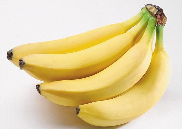 تناول الموز يوميا يخفض الاصابة