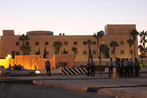 بيان هام من السفارة الامريكية في عمان بخصوص حادثة الجفر