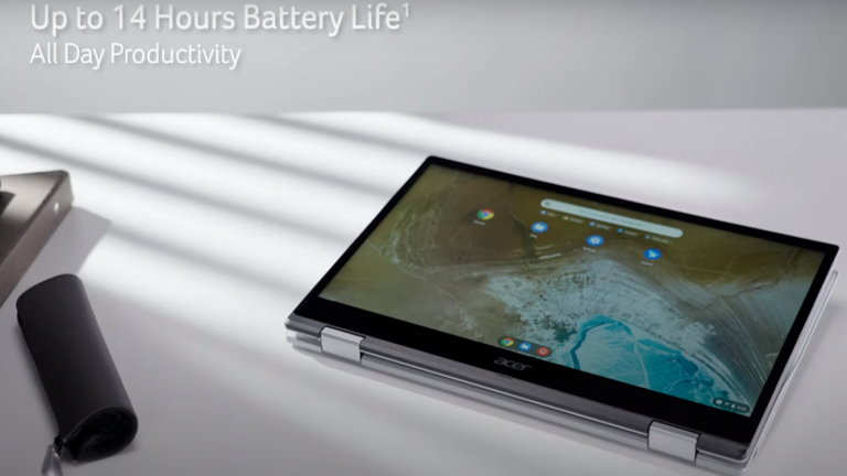 بالفيديو  ..  العملاقة Acer تكشف عن أحدث حواسبها