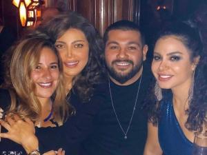 5 صور جعلت الجمهور يسأل .. ما الذي جرى لوجه ريهام_حجاج!