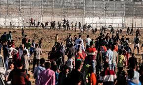 (21) مصابا بينهم (6) مسعفين وصحفي جراء اعتداء الاحتلال شرق قطاع غزة