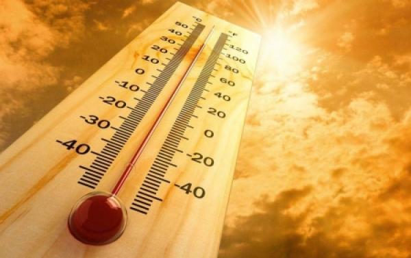 درجات الحرارة في الأغوار تصل إلى 47
