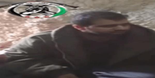 فيديو: أحد عناصر حزب الله يعترف بنفسه أنه أسير بأيدي الجيش الحر