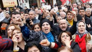 رئيس البرلمان التركي يدعو لاعتماد دستور ديني