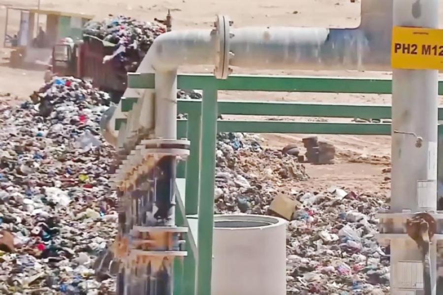 مشروع «تحويل النفايات إلى طاقة إيجابية» يوفر 35 ألف فرصة عمل مؤقتة
