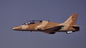 مصرع 4 عسكريين بسقوط طائرة عسكرية اماراتية أثناء مناورات مع مصر