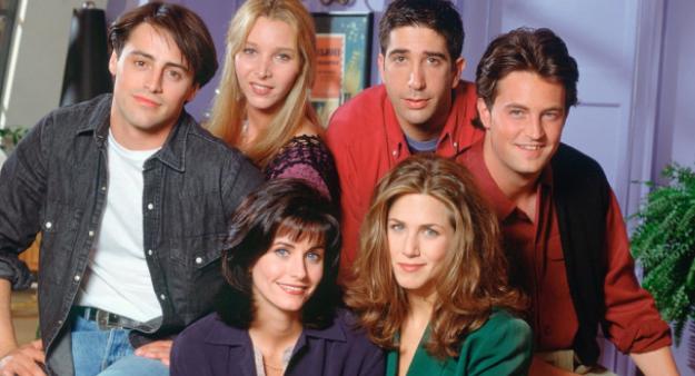 """رسميا  ..  عودة مسلسل"""" فريندز"""" إلى الشاشة من جديد"""