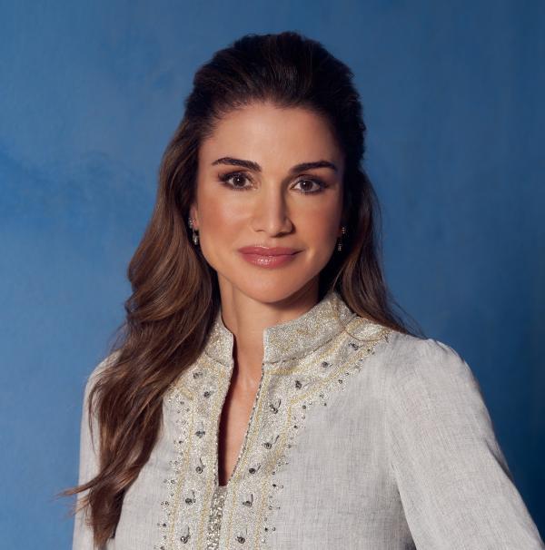 سمو الشيخة جواهر تستقبل الملكة رانيا العبدالله