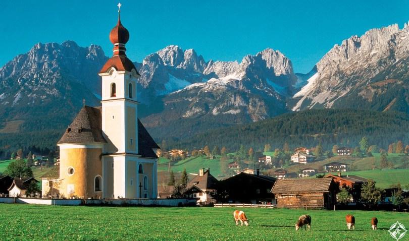 مدينة هال  ..  جوهرة التيرول في النمسا .. صور