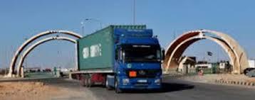 90 % تراجع تخليص البضائع إلى العراق