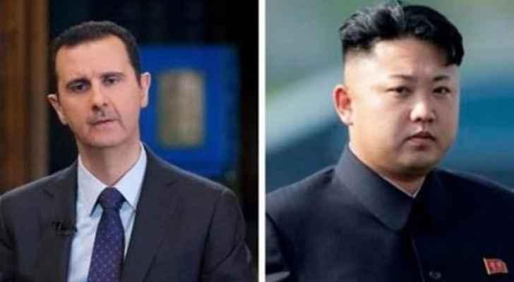 ماذا اهدى الاسد للزعيم الكوري بعد الضربة الثلاثيه على سوريا ؟