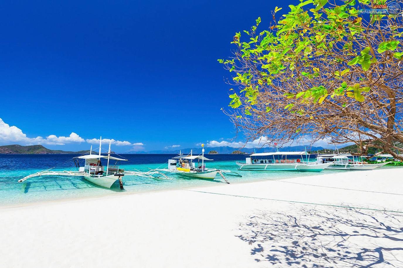 الفلبين وجهة مثالية لقضاء شهر عسل مميز في شهر اكتوبر