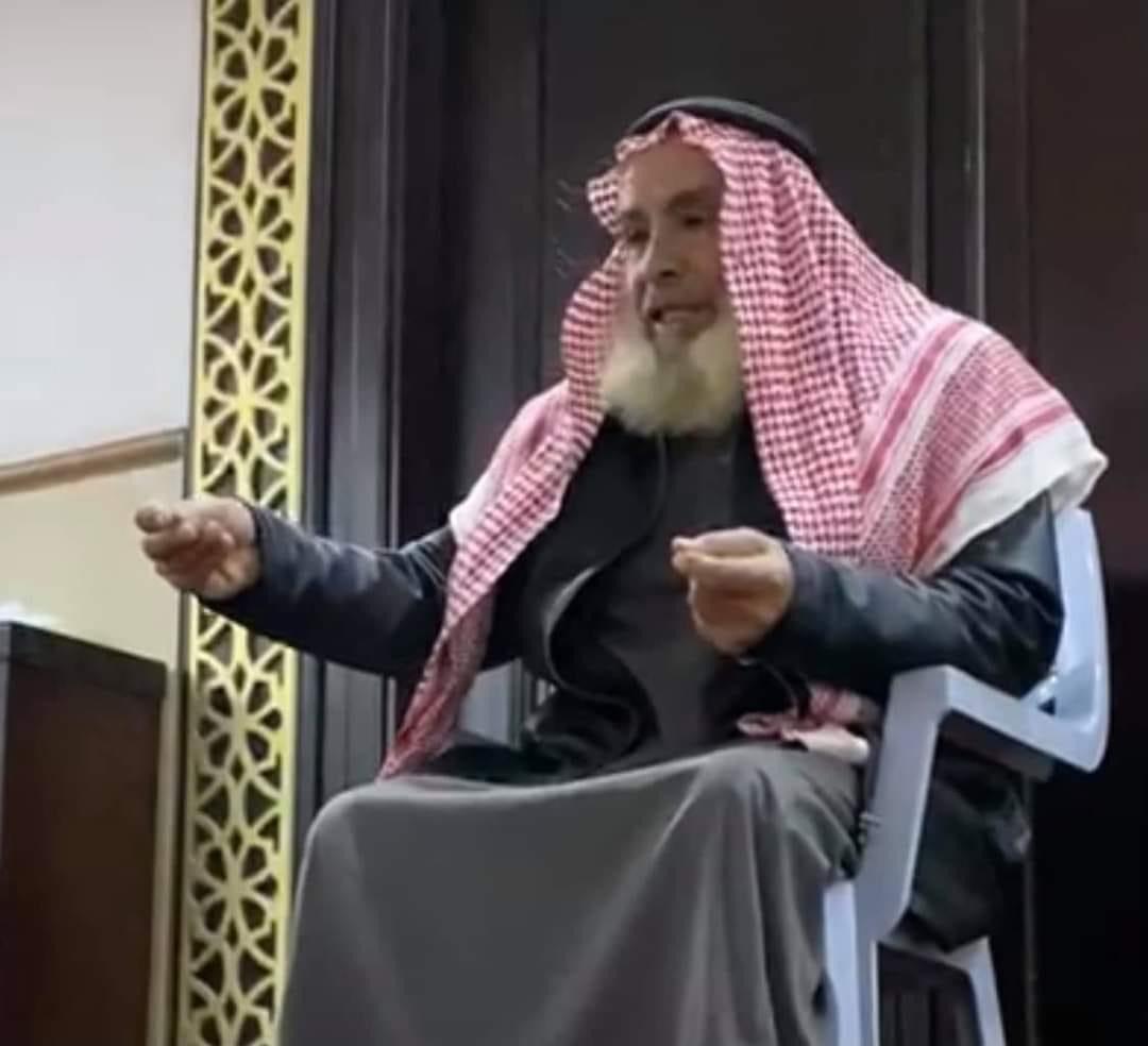 الشيخ الداعية ابو ماجد علي البرقان الخضير في ذمة الله تعالى