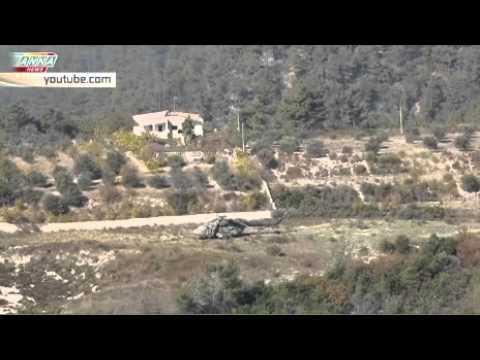 بالفيديو .. لحظة انقاذ الطيار الروسي الثاني