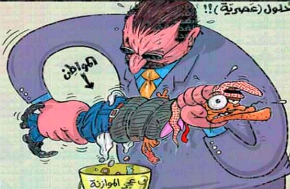 تجار يستغلون قرب رمضان و يرفعون الأسعار على المواطنين  ..  و الحكومة تتجهز لجملة من الضرائب