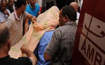 جثة فتاة عارية ومقيدة اليدين وسط ساقية تثير الرعب
