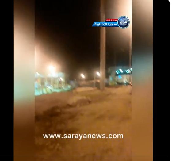 بالفيديو : تكدس الشاحنات امام جمرك العقبة لعدم وجود موظفين