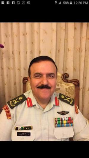 مبارك للواء 'طارق محمد المومني الترفيع