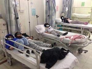 تسمم 3 اطفال من اسرة واحدة في الاغوار الشمالية