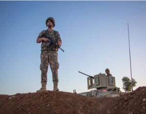 داعش يتبنى اعتداء الرقبان الإرهابي