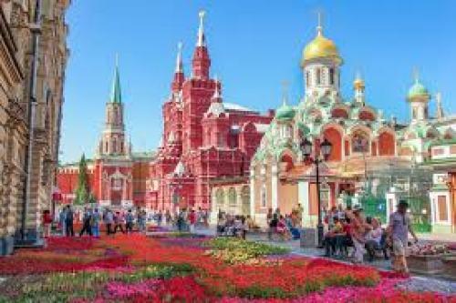 أهم المدن السياحية في روسيا