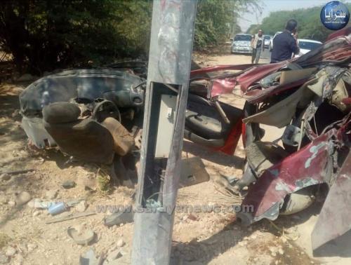 (88) إصابة بحوادث متفرقة  ..  و وفاة شخص اثر حادث تدهور في اربد