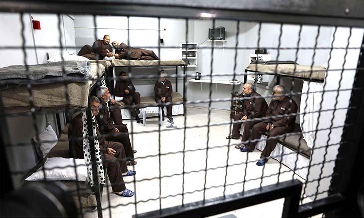 الاعلام العبري: أوامر بمسح هندسي لجميع السجون بعد حادثة الهروب من سجن جلبوع