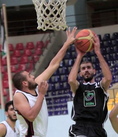 تأجيل لقاءات الدوري الأردني لكرة السلة بسبب الثلوج