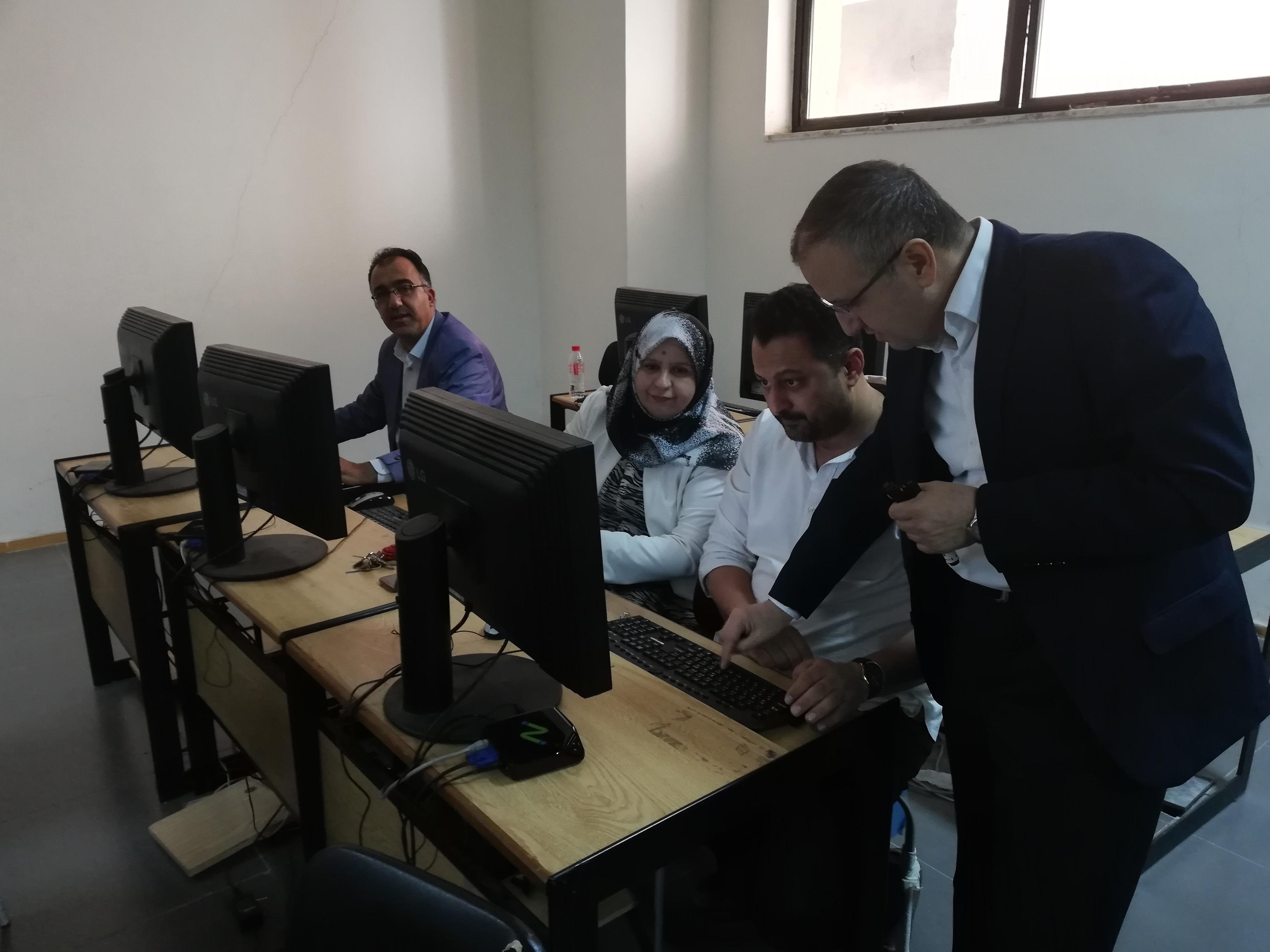 """ورشة في """"عمان العربية"""" حول أساليب التحليل الاحصائية"""