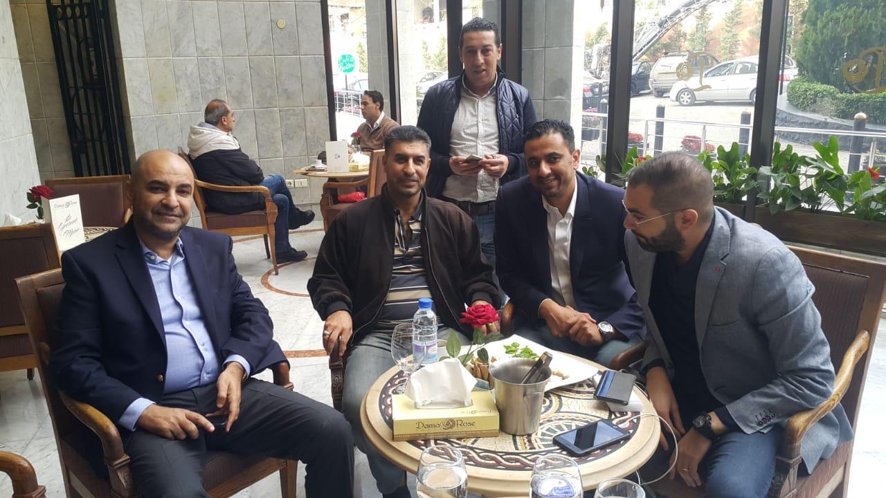 ..  السلطات السورية تفرج عن المواطن الاردن علاوي البشاشبة الموقوف في سوريا