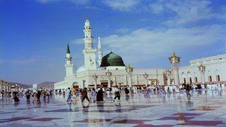 هزة أرضية بالمدينة المنورة بلغت قوتها 18. 2