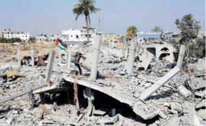 الامم المتحدة تعلن عن التوصل لاتفاق حول إعمار غزة