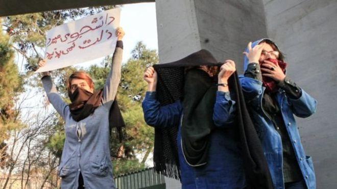 تعرف على الاسباب التي أدت لاندلاع الاحتجاجات الأخيرة في إيران