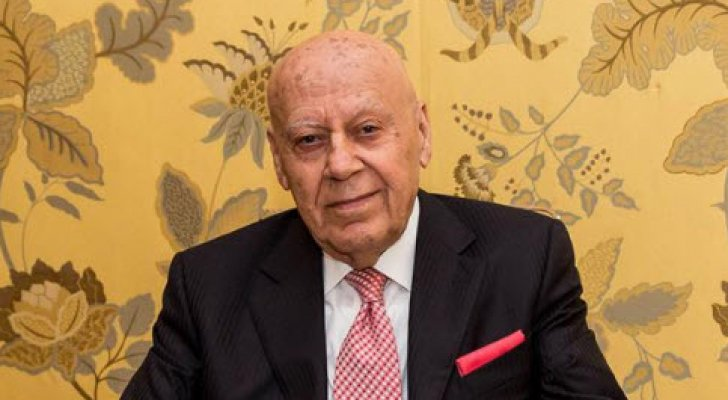 وفاة رجل الأعمال الأردني توفيق فاخوري متأثرا بإصابته بفيروس كورونا