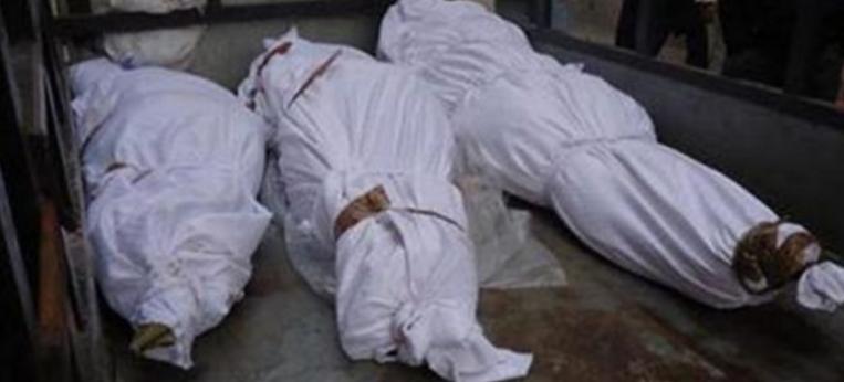 تفاصيل صادمة  ..  العثور على جثث مسنة مصرية وابنتها وأحفادها الثلاثة داخل منزلهم بظروف غامضة