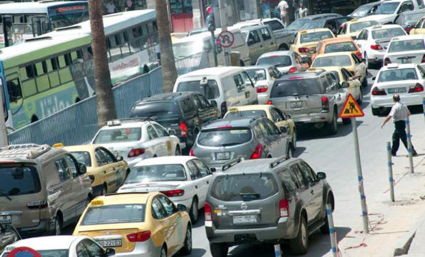 """""""مكوك العبدلي"""".. خدمة نقل جديدة لمعالجة الأزمة المرورية"""