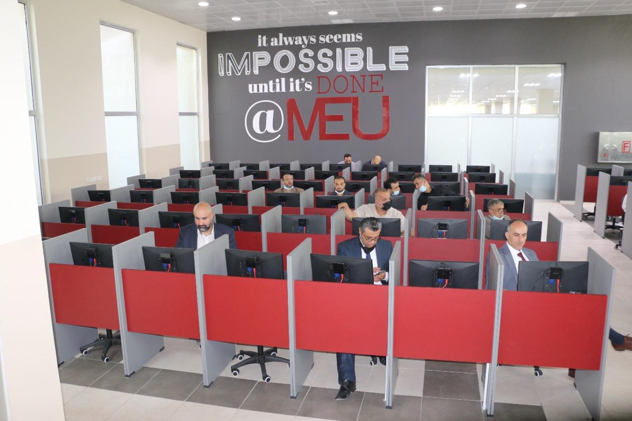 جامعة الشرق الأوسط MEUتبدأ برنامج ورشٍ تدريبية لأعضاء الهيئة التدريسية