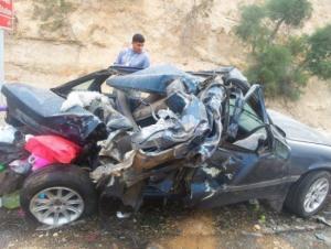 عمان : وفاة شخص وإصابة (3)  آخرين بحادث تصادم