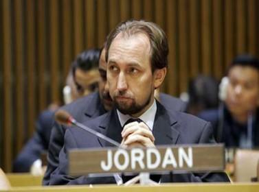 تعيين الأمير زيد مفوضاً لحقوق الإنسان يثير تساؤلات خطيرة بعد استقالته المفاجأة كممثل للأردن في الأمم المتحدة