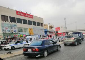 بالصور .. عمان: وفاتان بحادث سقوط داخل منهل بمنطقة خريبة السوق