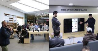 بعد أن لقي اهتمامًا كبيرًا بين الأردنيين ..  نجاح كبير لفعاليتي الإطلاق الرسمي لهاتف Huawei Mate 30 Pro في الأردن بحضور نخبة خبراء التقنية المحليين