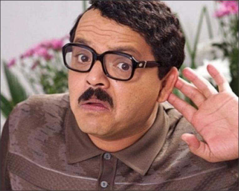 بالصور .. محمد هنيدي يُشارك في المغردين ضد السعودية بطريقة غير متوقعة