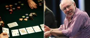 """بالفيديو :لاعب بوكر ربح 600 ألف دولار يتبرع بها """"للجمعيات الخيرية"""""""