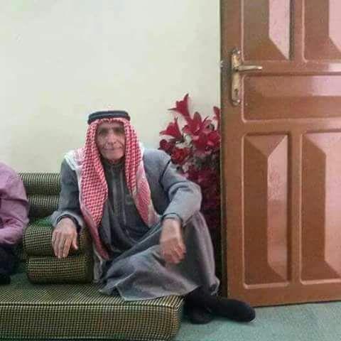 """""""الحاج حمدان الزواهرة"""" في ذمة الله"""