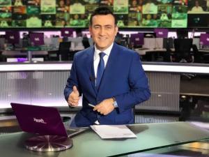 إعلامي ابراهيم بدر ينعي زميلته بعد وفاتها بسبب الكورونا