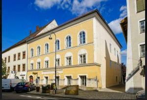 تحويل المنزل الذي ولد فيه هتلر إلى مركز للشرطة
